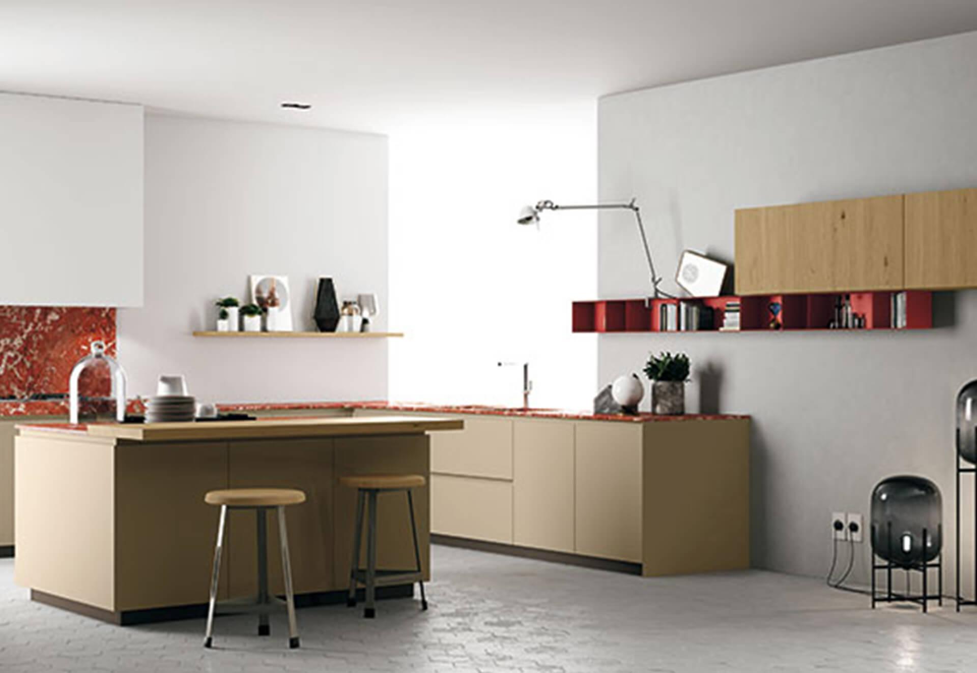 Doimo | Cucine | Materia